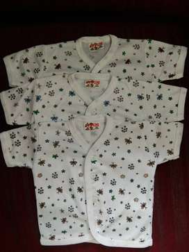 Baju Atasan Bayi Tangan Pendek