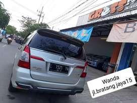 Grand innova E 2014 Kredit bisa murah(wanda)
