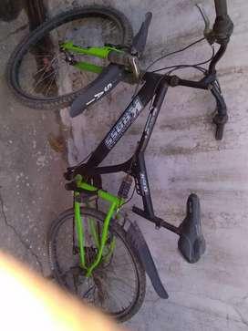 Cross brand bicycle