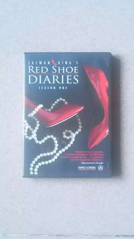 Dvd Red Shoes Diary.