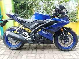 Yamaha r15 vva 155cc 2019 istimewa banget 2000 km