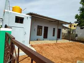 Rent House and godown shed for 7k