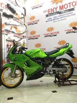 Kawasaki ninja rr 150 cc tahun 2011
