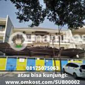 Kost Kosan  kos Putri Ubaya Universitas Tenggilis Panjangjiwo Kutisari