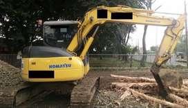 Jual Excavator Komatsu model PC78UU-6 & PC78US-6 ex import tahun 2016