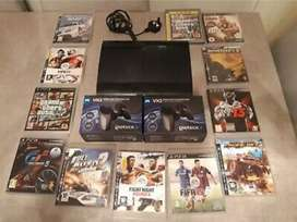 Ps3 Console in good condition with all accessories for sale