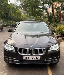 BMW 5 Series Well Maintained