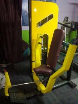 best powder coated gym setup