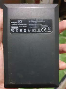 Hardisk Seagate 500GB