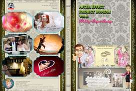 Template Preset Project Special Wedding For After Effect + Bonus