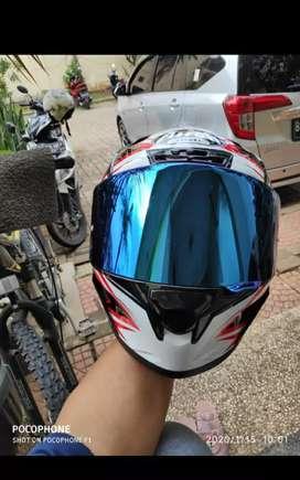 Helm airoh valor sam size XL fit L