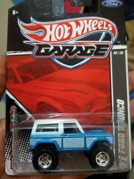 Hot wheels bronco (LIMITED)