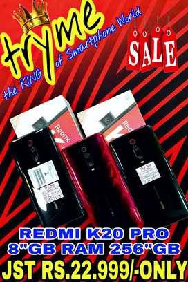 TRYME 8Gb RAM 256Gb Rom 20 PRO REDMI Full Kit Box