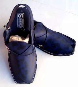 Leadher made. Comfortable shape...office shoes
