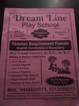 Dreamline Play school