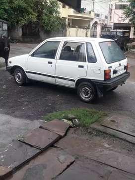 Maruti Suzuki 800 1998