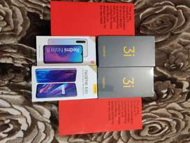 Box pack new phone realme 3i and 5 pro and redmi note 8 new fix price