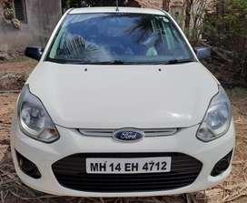 Ford Figo Duratorq EXI 1.4, 2014, Diesel