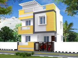 individual house sale in kundrathur