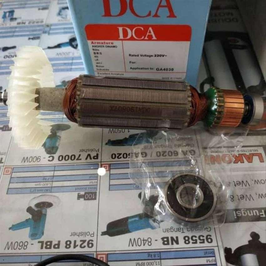 DCA Armature Gerinda GA4030 Angker grinder GA 4030 Makita Murah 0