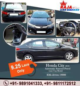 Honda City 1.5 V Automatic Exclusive, 2016, Petrol
