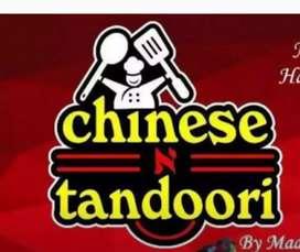 Required Chinese Cook Tandoor Cook  Kitchen Helper Waiter Chaat Cook