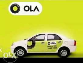 Need Ola/Uber driver for Car