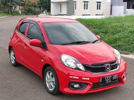 Honda Brio 2017 E satya manual
