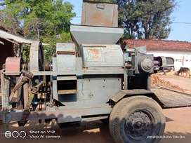 Bhusa machine