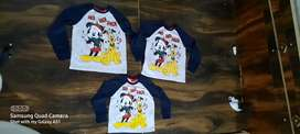 export surplus kids wear