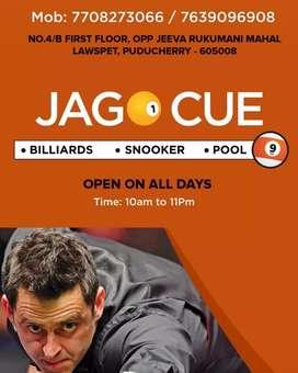 JAGO CUE Snooker parlour