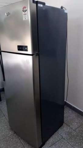 Whirlpool 440L Frost free double door fridge Like New