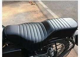 Standard bullet seat