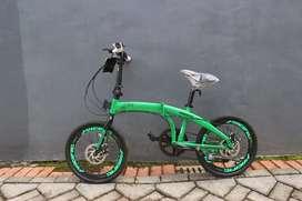 Sepeda Lipat Pacific 2980 RX 6.8