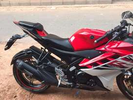 R15 V2 very good condition 1st owner all papers available