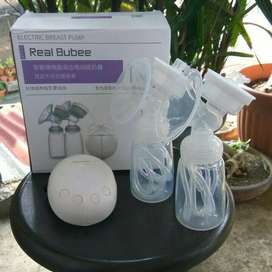 Pompa Asi Elektrik - Real Bubee Double Breast Pump Electric