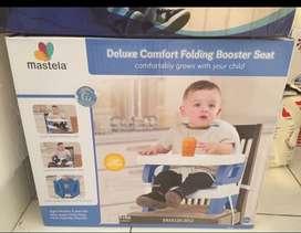 Booster Seat Mastela & Baby Safe &Bouncer Sugar Baby