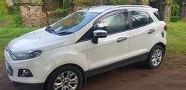 Ford Ecosport EcoSport Titanium 1.5 Ti-VCT Automatic, 2014, Petrol