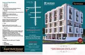 2 bhk luxurious flat at Bajri Mandi road Vaishali Nagar West jaipur