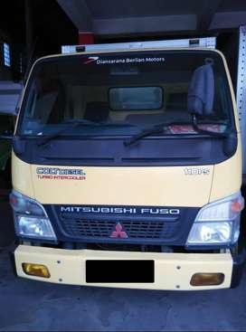 Mitsubishi Canter Colt Diesel FE71 Ban Engkel/4Roda Truck Box 2015