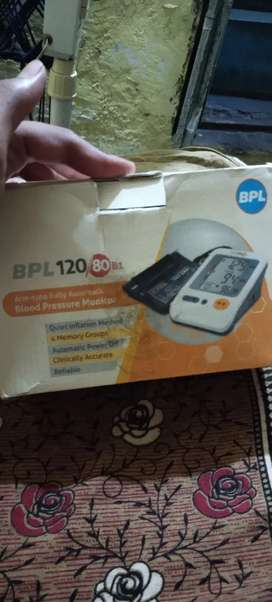 Blood pressure machine fully automatic price 2000