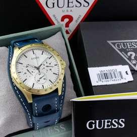 Jam Tangan Guess Montana W1100G2 Authentic
