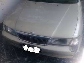 Nissan Sunny 2002. Petrol/CNG and Auto Converted.