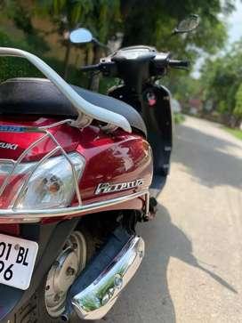 Brand new Suzuki Access 125 17000 kilometres done