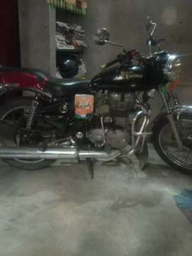 Available Royal enfield fully designed