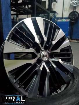 velg mobil ring 18 lobang 5 velg baru untuk mobil innova crv hrv dll