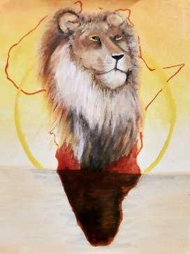 Cha Cha(king of the jungle head held high)