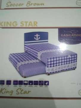 Spring Bed dari berbagai brand terbaik dan macam2 furniture
