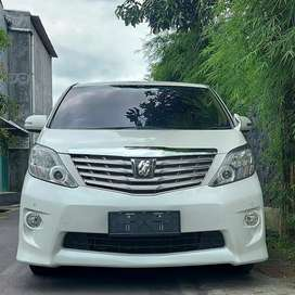 new ALPHARD S Platinum,th 2010 power back door