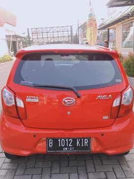Daihatsu Ayla X 1.0 mt 2016 dp minim